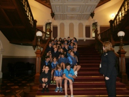 Yr. 7 Parliament House and GOMA visit