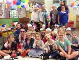 Preps celebrate 100 days of school